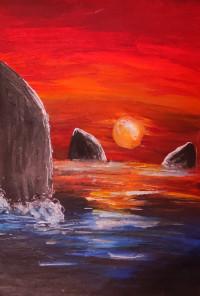Скалы Адалары - Гурзуф