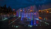 Шоу фонтанов