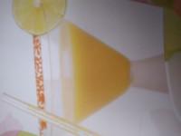 Жёлтый смузи