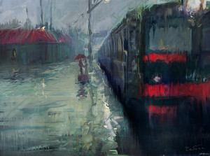 Плейлист для путешествий в дождь