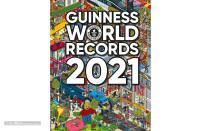 Книга рекордов Гиннесса 2021 года
