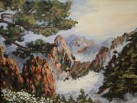 Парящие горы планеты Пандорf