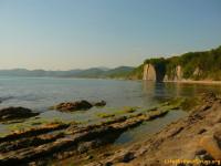 Удивительное место - скала Киселева. Туапсе