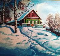 Бабушкин дом в деревне