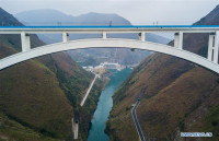 Самые высокие железнодорожные мосты