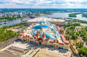 Остров мечты-парк развлечений в России