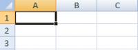 Таблица в Excel - это просто! (часть 1)